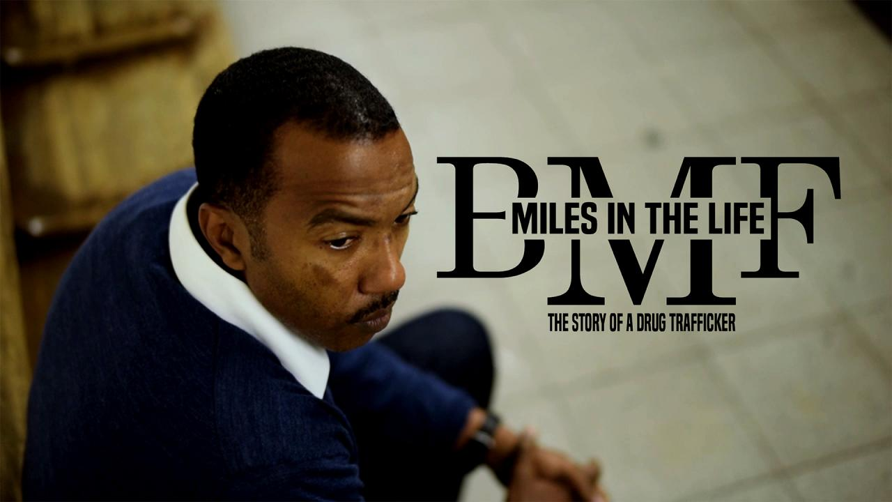 Miles in the Life: The Story of a BMF Drug Trafficker Poster
