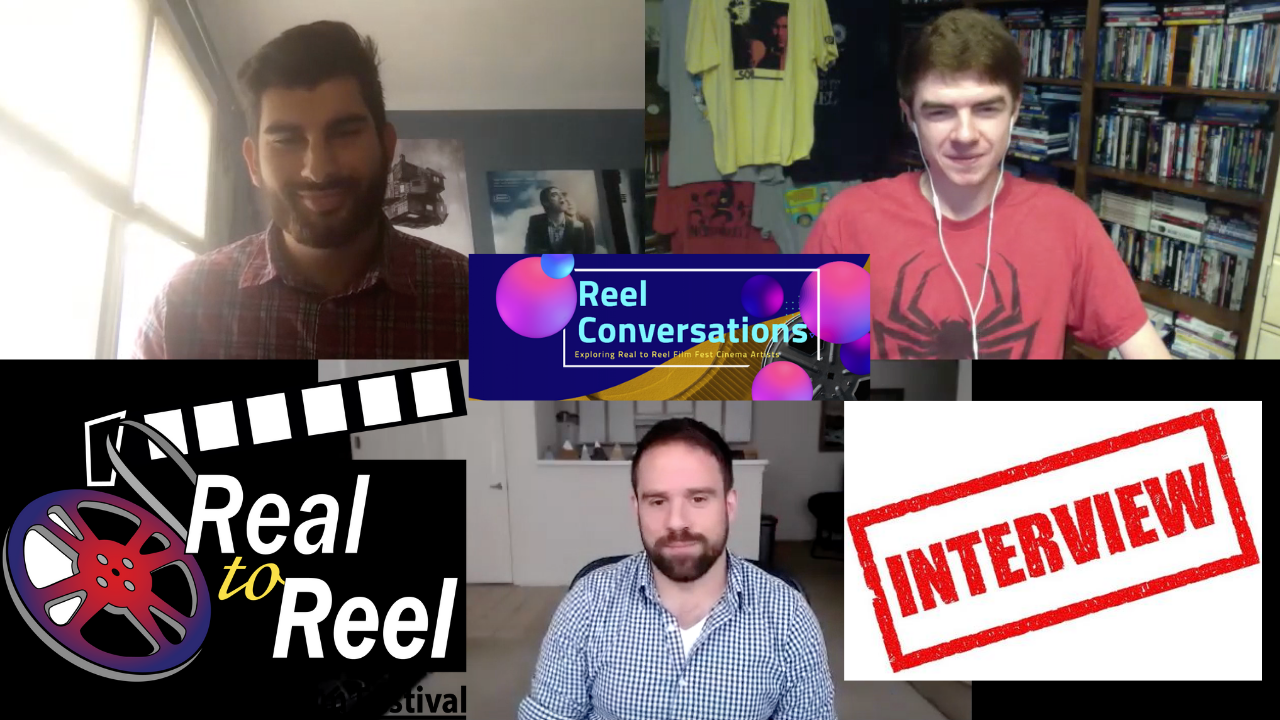 Reel Conversations with Devin Peluso and Travis Stewart (Writer and Director for Spread Among Us) Poster