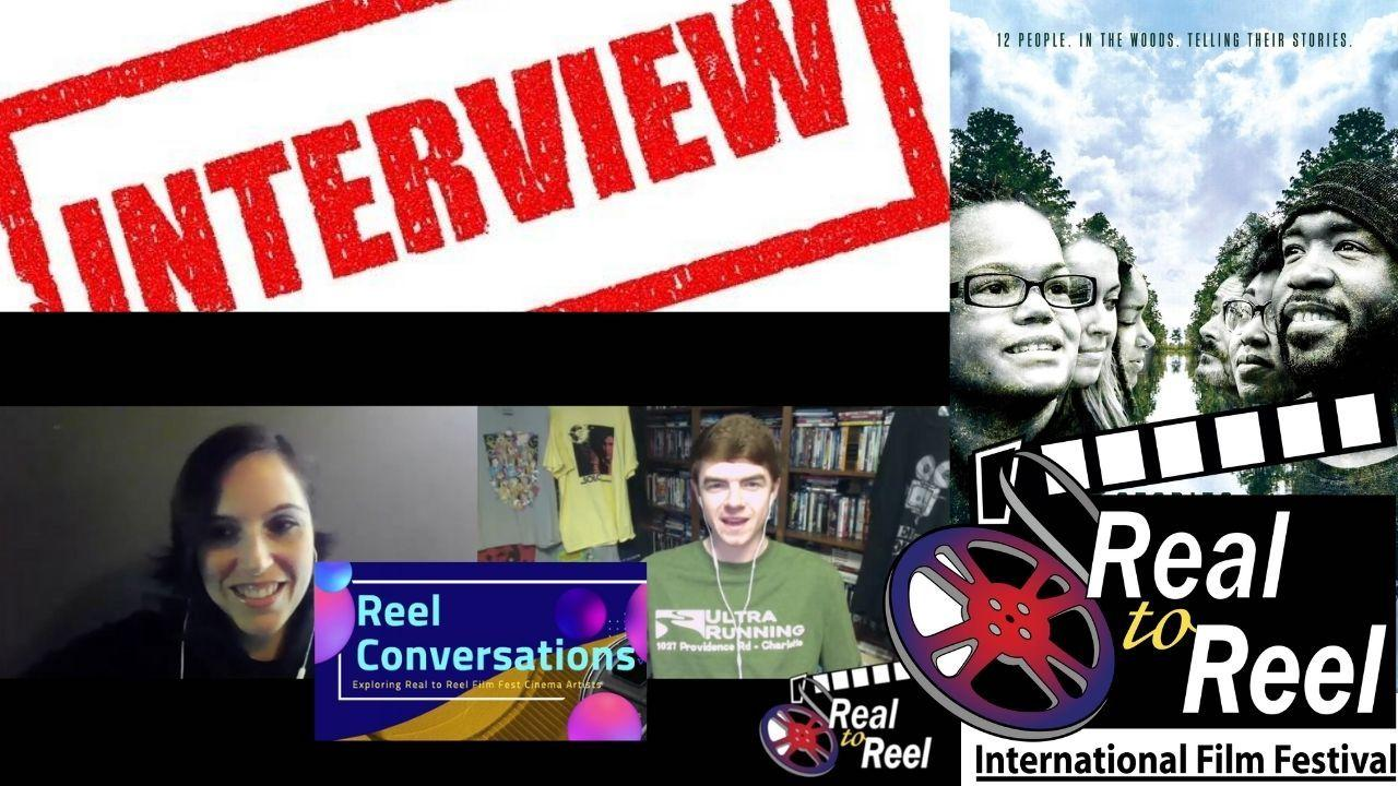 Reel Conversations with Amanda Rodriquez (director of Stories Happen on Forests) Poster