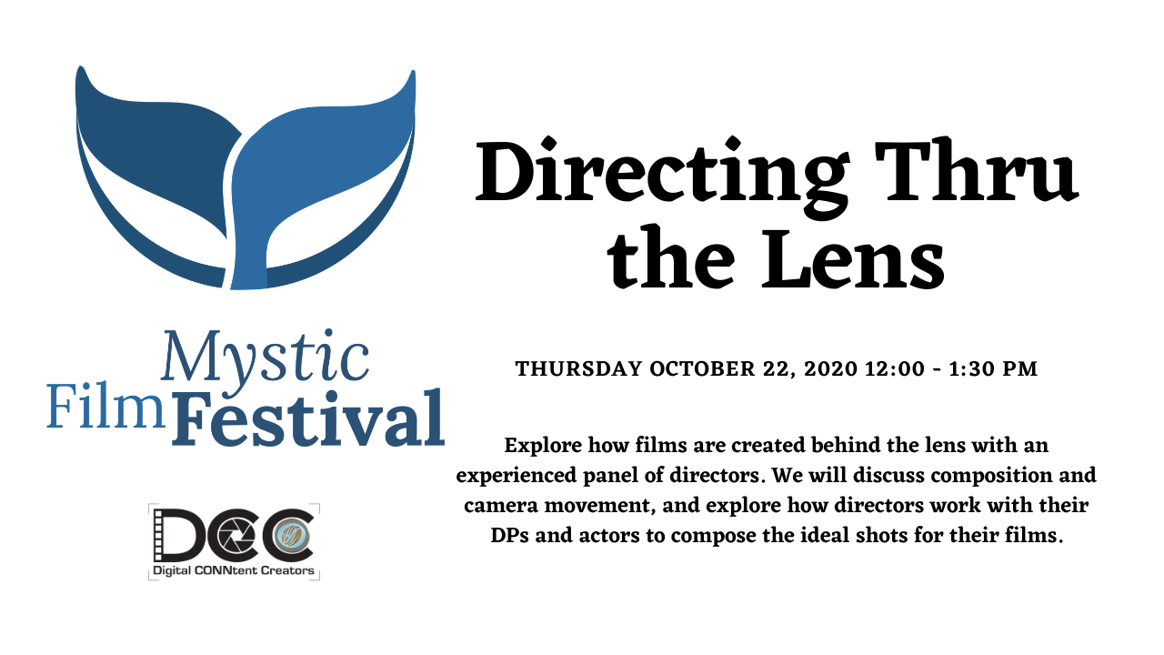 Directing Thru the Lens Poster