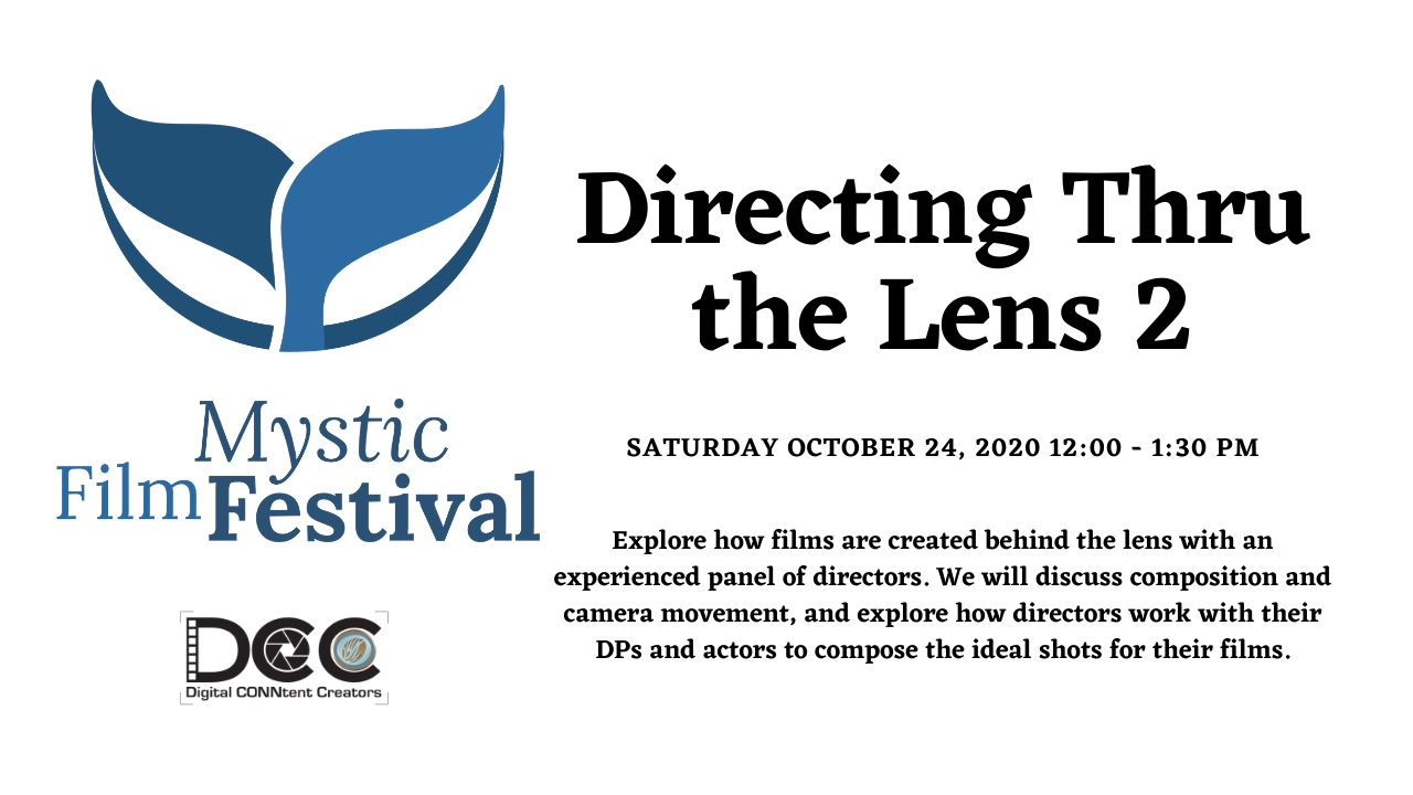 Directing Thru the Lens 2 Poster