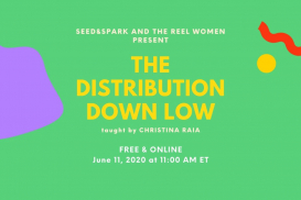 The Distribution Downlow - The Reel Women