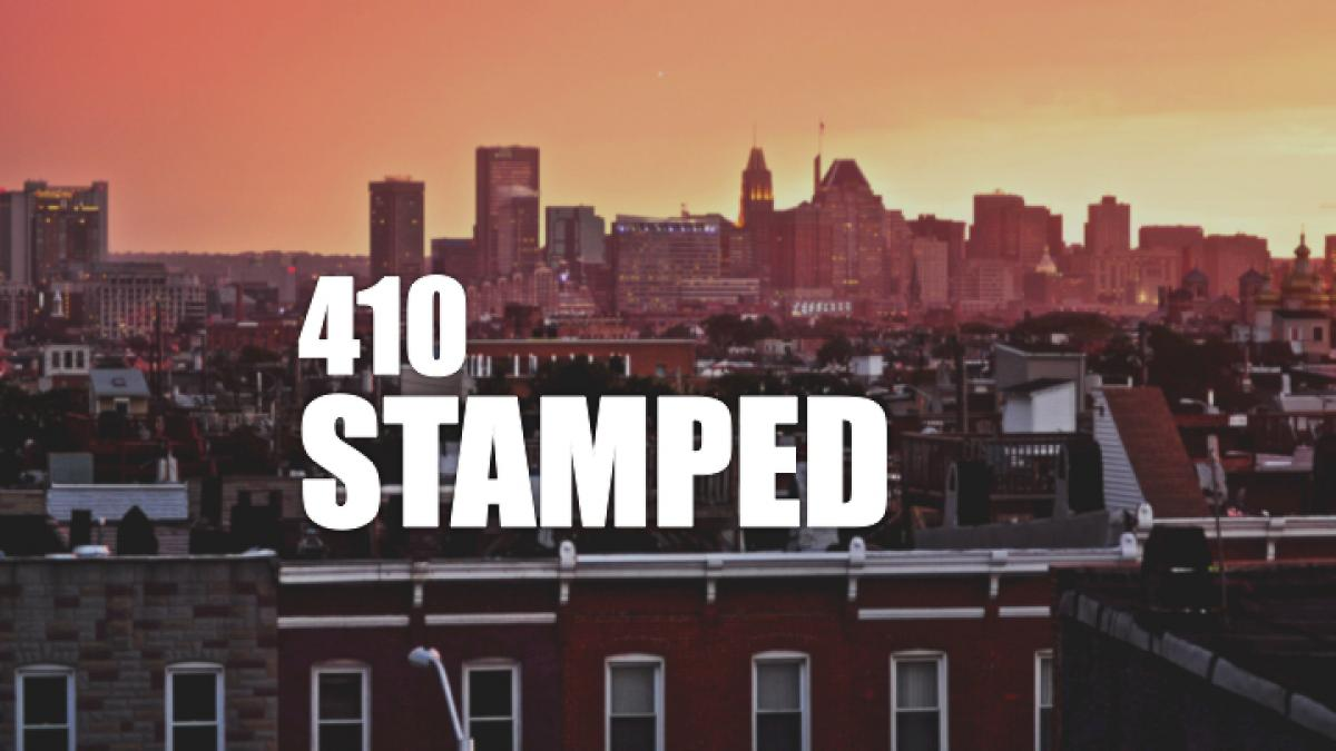"""""""410 Stamped"""""""