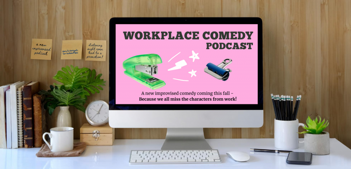 Workplace Comedy Podcast